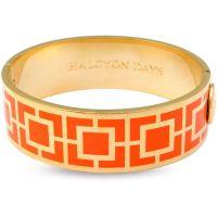 femme Halcyon Days Jewellery Maya Bangle Watch HBMAY0720G