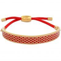 Damen Halcyon Days vergoldet Salamander Freundschaft Armband