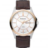 Herren Rodania Swiss Marin Herren strap Uhren