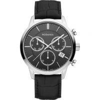 Herren Rodania Swiss Ontario Gents strap Chronograph Watch RS2511326