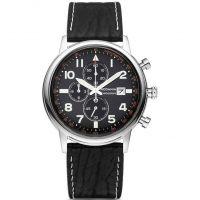 Herren Rodania Flieger Herren strap Chronograf Uhren