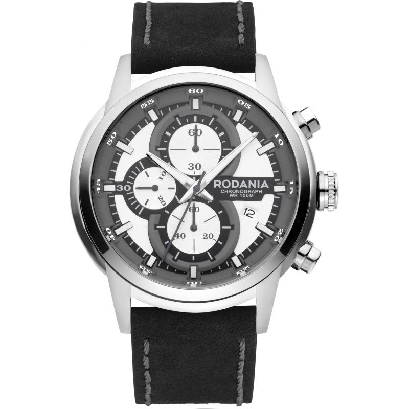 Mens Rodania Drive Gents strap Chronograph Watch RF2622226