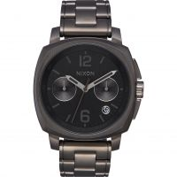 Herren Nixon The Charger Chrono Uhr