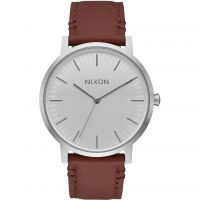 Zegarek męski Nixon The Porter Leather A1058-1113