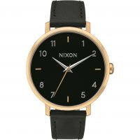 Unisex Nixon The Arrow Leather Watch