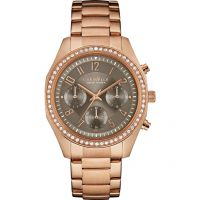 Damen Caravelle New York Melissa Chronograph Watch 44L195