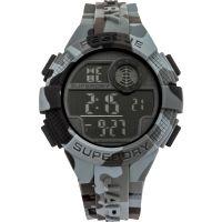 Unisex Superdry Radar Wecker Chronograf Uhr