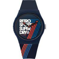 Herren Superdry Urban Retro Uhr