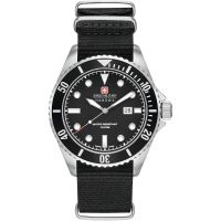 Mens Swiss Military Hanowa Sea Lion Watch
