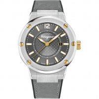 Mens Salvatore Ferragamo F-80 Watch