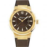 Herren Salvatore Ferragamo F-80 Watch FIF060016