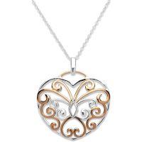 Damen Unique Sterlingsilber Halskette