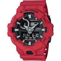 homme Casio G-Shock Alarm Chronograph Watch GA-700-4AER