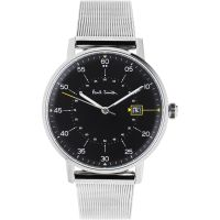 Mens Paul Smith Gauge Mesh Bracelet Watch