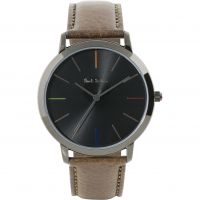 Unisex Paul Smith MA Leder Armband Uhr