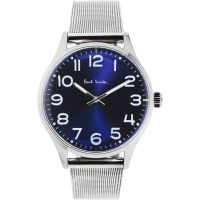 homme Paul Smith Tempo Mesh Watch P10121