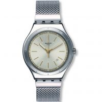 Mens Swatch Mesh-Up Watch