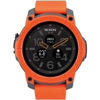 Reloj Cronógrafo para Hombre Nixon Mission Android Wear Bluetooth Smart A1167-2658