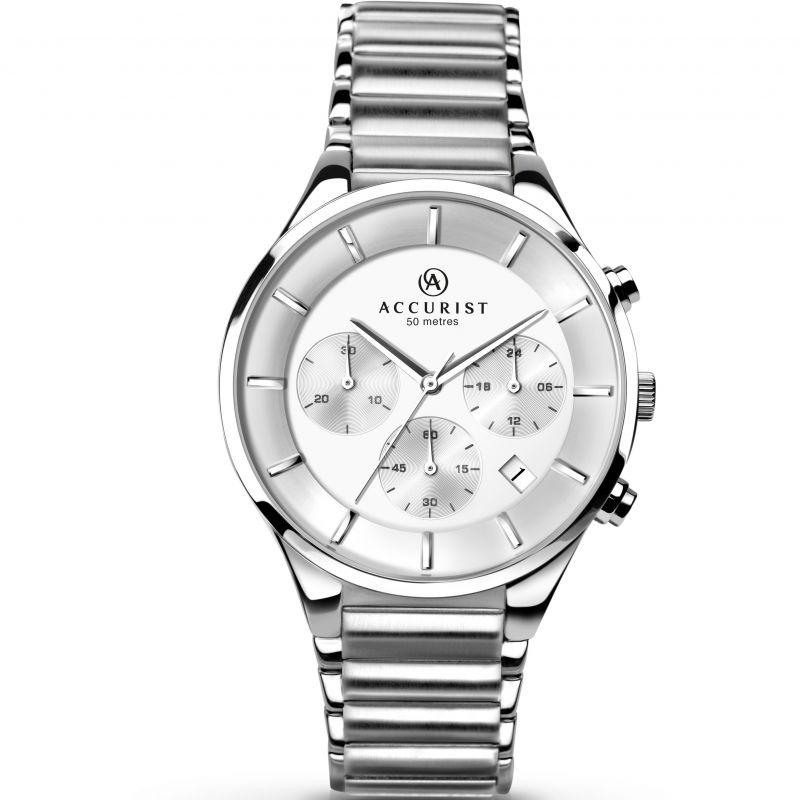 Herren Accurist Chronograph Watch 7133