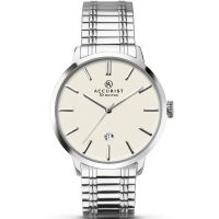 Accurist Herenhorloge Zilver 7134