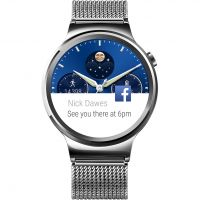 Unisex Huawei W1 Android Wear Bluetooth Intelligent - EU Adaptor Wecker Uhr