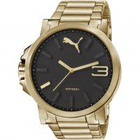 Herren Puma PU10346 ULTRASIZE 50 - metal gold Uhr