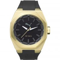homme Puma PU10405 VICTORY - gold black Watch PU104051004