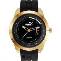 Herren Puma PU10419 MODERN MOTORSPORT - gold black Watch PU104191001