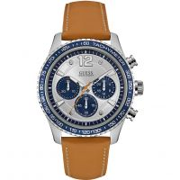 Herren Guess Fleet Chronograph Watch W0970G1