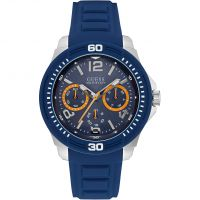Herren Guess Tread Watch W0967G2