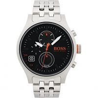 Mens Hugo Boss Orange Amsterdam Watch