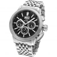 Mens TW Steel Adesso Chronograph 45mm Watch