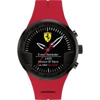 Mens Scuderia Ferrari Connect Hybrid Alarm Watch
