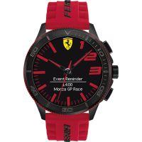 homme Scuderia Ferrari Alarm Watch 0830376