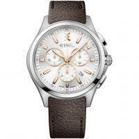Herren Ebel Welle Chronograf Uhr