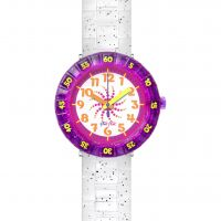 Flik Flak Swirly Glitter WATCH