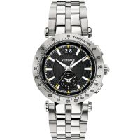 homme Versace V-Race Chronograph Watch VAH010016