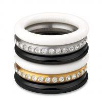 femme Swatch Bijoux Merry White Ring Size L Watch JRD054-6