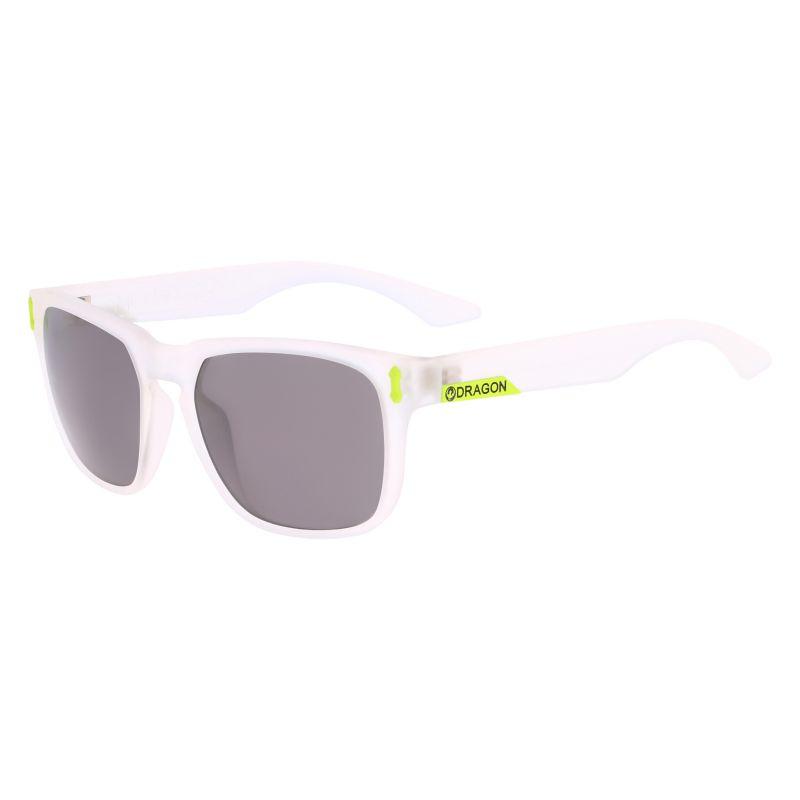 Dragon Matte Crystal/Grey Monarch Sunglasses 27075-971