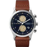 Herren Triwa Pacific Lansen Chrono Chronograf Uhren
