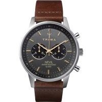 Triwa Smoky Nevil Herenchronograaf Bruin NEST114-CL010412