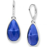 Ladies Nine West Base metal Droplet Earrings
