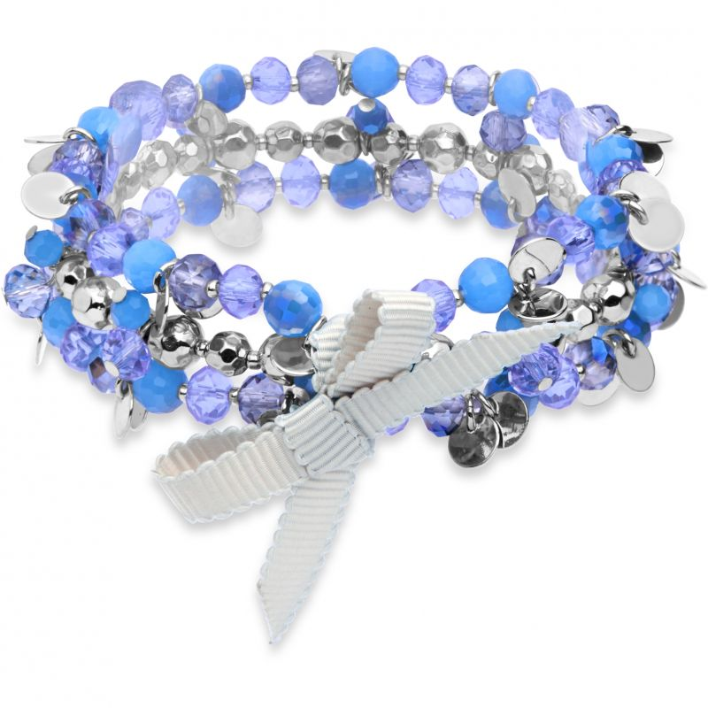 Ladies Lonna And Lilly Base metal Stretch Bracelet 60451831-G03