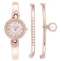 Damen Anne Klein Watch AK/N2260RGST