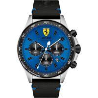 Mens Scuderia Ferrari Pilota Chronograph Watch