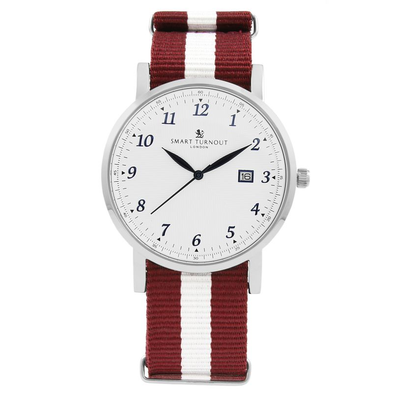 Zegarek uniwersalny Smart Turnout Savant with Harvard Strap STH5/SW/56/W-HARV