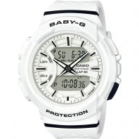 Damen Casio Baby-G 60 Runde Wecker Chronograf Uhren