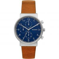 Mens Skagen Ancher Chronograph Watch