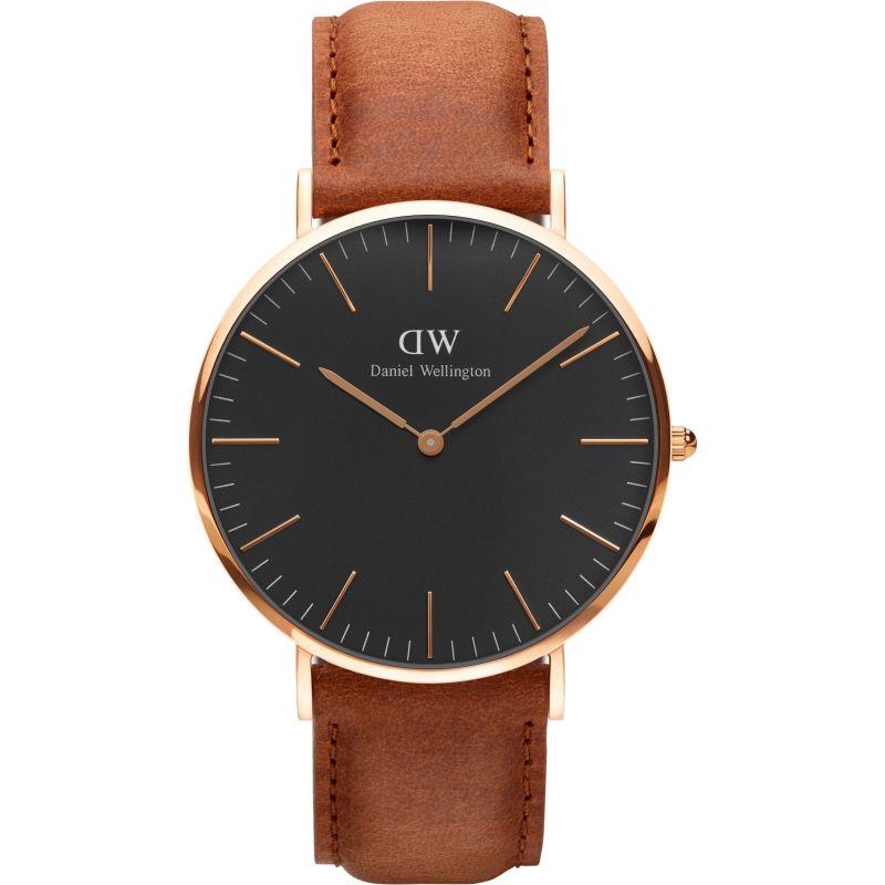 unisexe Daniel Wellington Classic Black Durham Watch 40mm Watch DW00100126