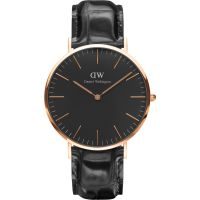 Reloj para Unisex Daniel Wellington Classic Black Reading Watch 40mm DW00100129